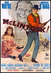 McLintock to be shown in High Definition