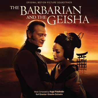 THE BARBARIAN AND THE GEISHA and VIOLENT SATURDAY CD